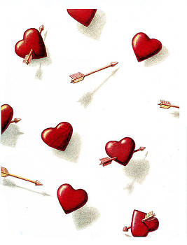Hearts and Arrows by Dan Nelson