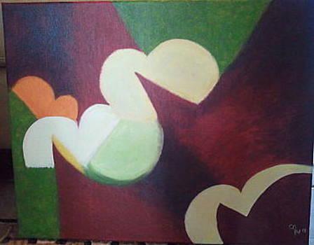 Hearts by Carol Northington