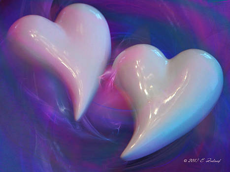 Hearts in a Vortex by Elizabeth S Zulauf