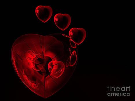 Hearts by Laxmikant Chaware