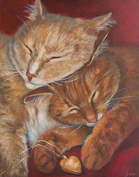 Hearts of Gold by Jana Baker