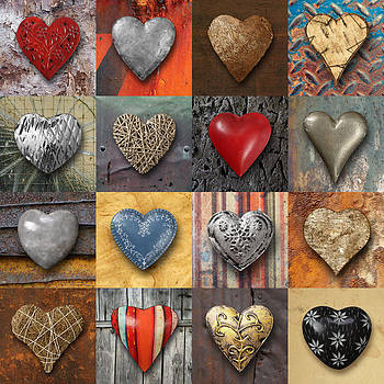 Hearts by Ron Sumners