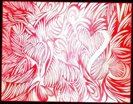 Hearts by Tiffany  Rios