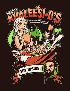 Hearty Khaleesio's by Michael Myers