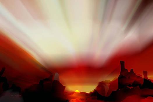 rd Erickson - Heat - Desert Monument Sunrise