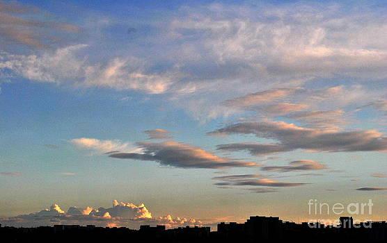 Heaven and Earth by Bajan Sorin