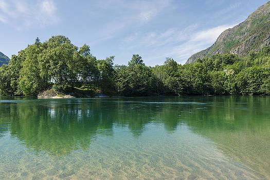 Angela A Stanton - Heaven in Norway