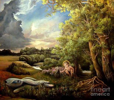 Heaven by Mikhail Savchenko
