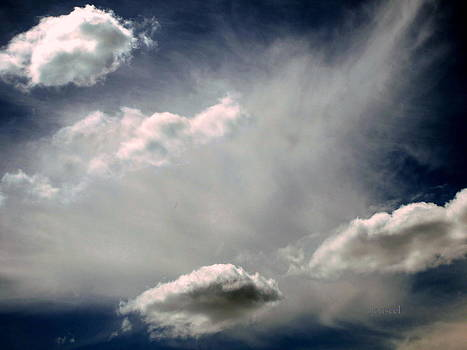 Heavenly Clouds by Jen Seel