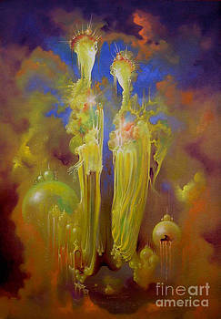 Alexa Szlavics - Heavenly Kingdom