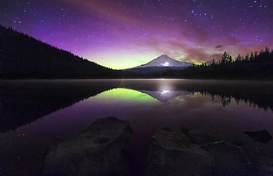 Heavenly Light by Josh Kulla