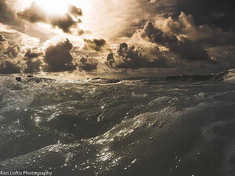 Heavenly Seas  by Kim Loftis