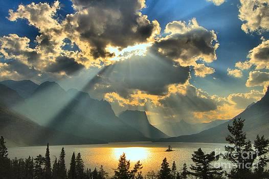 Adam Jewell - Heavenly Spotlight