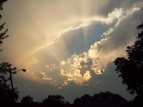 Heavens Portel by Sue Midlock