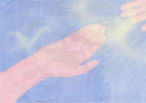 Heavens Touch by Moya Moon
