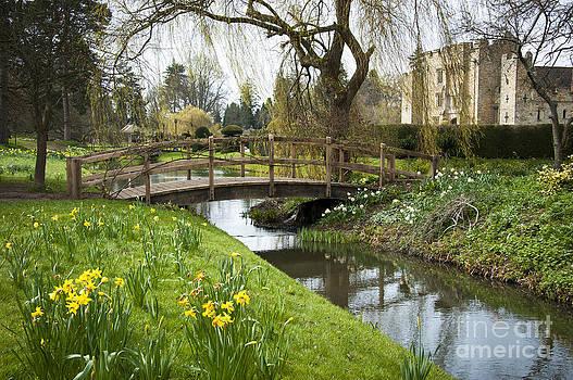 Heaver Castle in Spring by Donald Davis