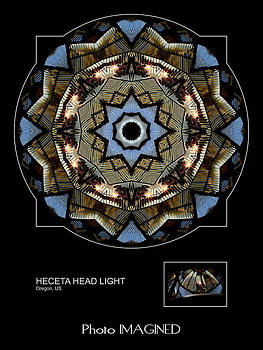 Heceta Head Light  by Mike Johnson