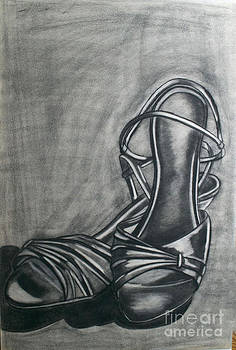 Heels by Cecilia Stevens
