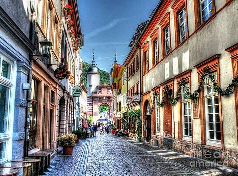 Ines Bolasini - Heidelberg  Streets