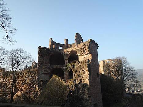 Helen Heng - Heidelburg Castle