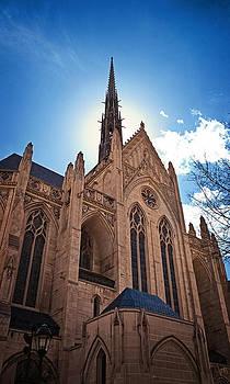 Heinz Chapel by Joe Winkler