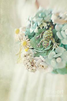 Susan Gary - Heirloom Bridal Bouquet