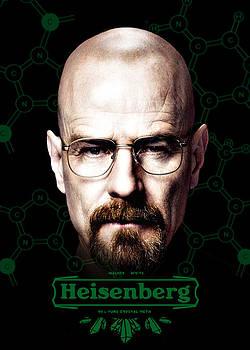 Heisenberg Pure meth by Renato Armignacco