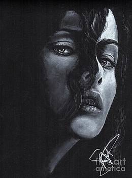 Helena Bonham Carter by Rosalinda Markle
