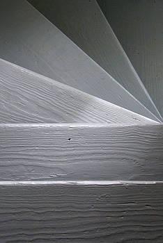 Helios Descending A Staircase by Scott Shisler