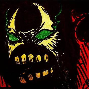 Hell Spawn #spawn #hellspawn #comic by Chase Alexander