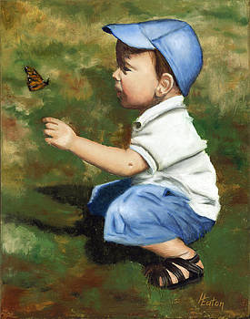 Hello Butterfly by Helen Eaton
