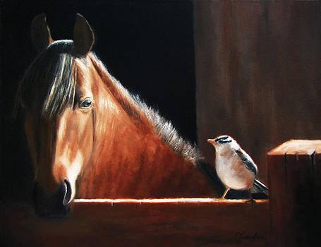 Hello by Linda Jacobus