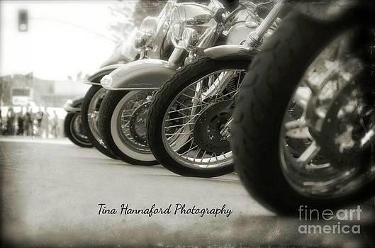 Hells Canyon Bikes by Tina Hannaford