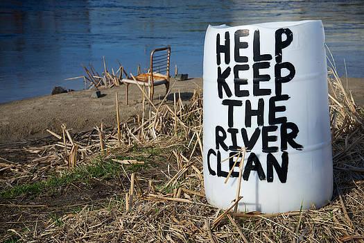 Mary Lee Dereske - Help Keep the River Clean
