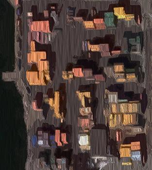 Helsinki Docks by Mark Van Norman