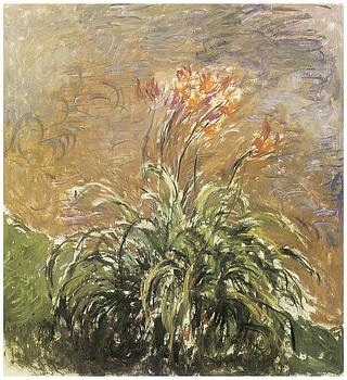 Claude Monet - Hemerocallis