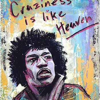 #hendrix #purplehaze by Matthew Martnick