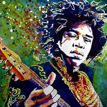Hendrix by Rebecca Foster
