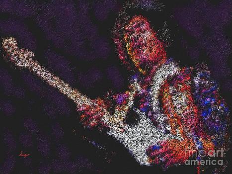 Hendrix by Sergio B