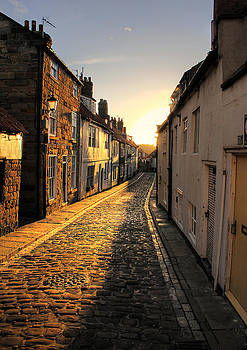 Henrietta Street by Tony Partington