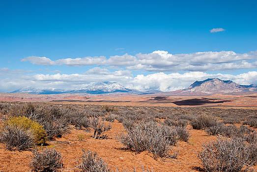 Robert VanDerWal - Henry Mountains