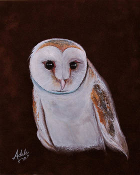 Henry the Owl by Adele Moscaritolo