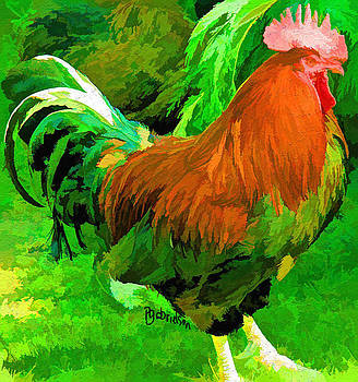 Henry the Rooster by Peggy Gabrielson