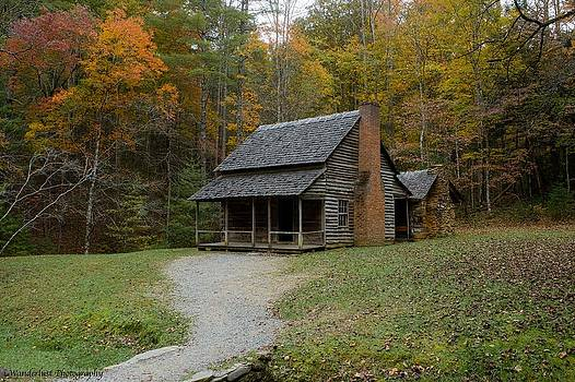 Henry Whitehead Place Cades Cove GSMNP by Paul Herrmann