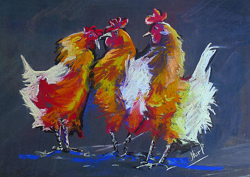 Hen's Party by Shirley Roma Charlton