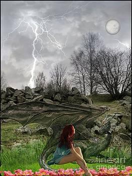 Her Dragon by Jessie Art