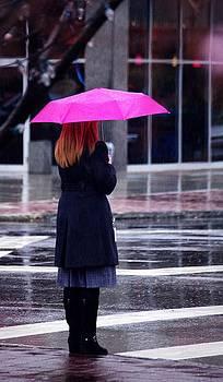 Her Umbrella... by Arthur Miller