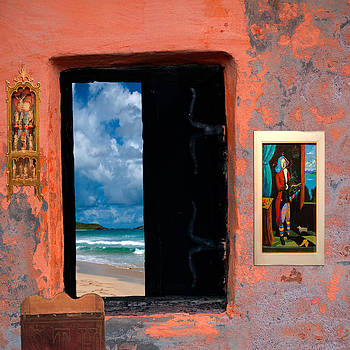 Her Window by Alfredo Machado