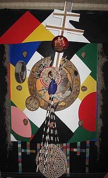 Heraldry III by Bruce Brooks