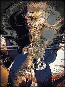 Herb Alpert  by Orfeu De SantaTeresa